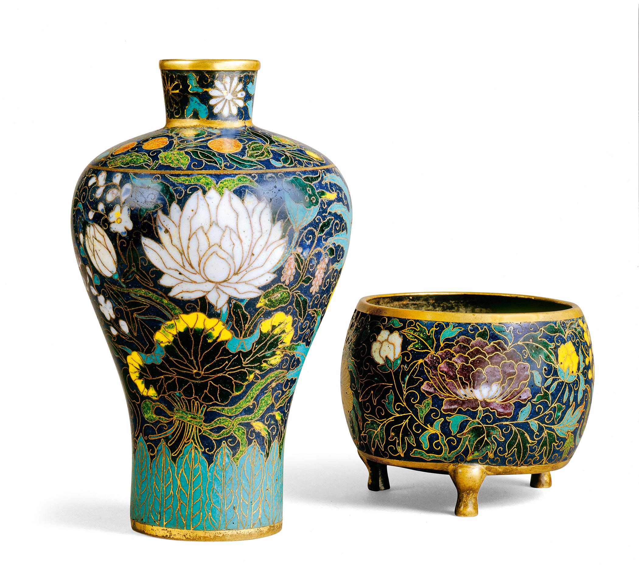 Connu De la Chine aux Arts Décoratifs : l'art chinois dans les  YG05