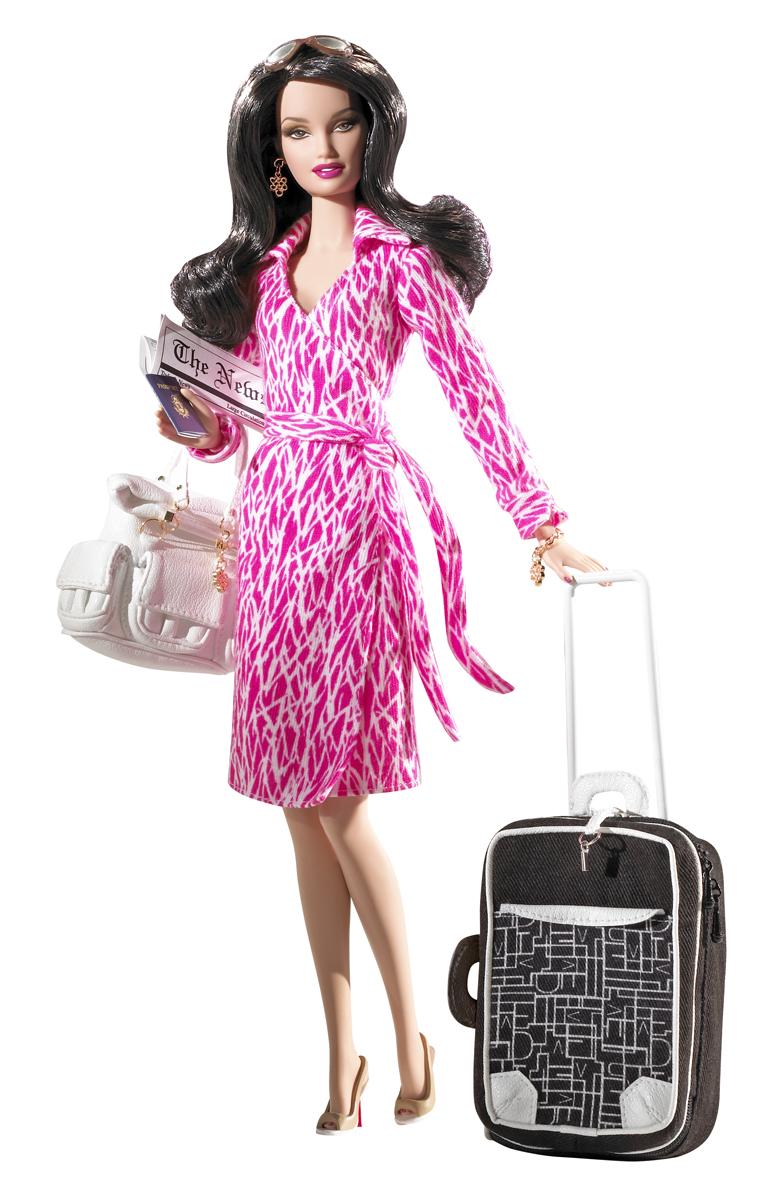 ... Barbie Diane Von Furstenberg, 2006 © Mattel ...