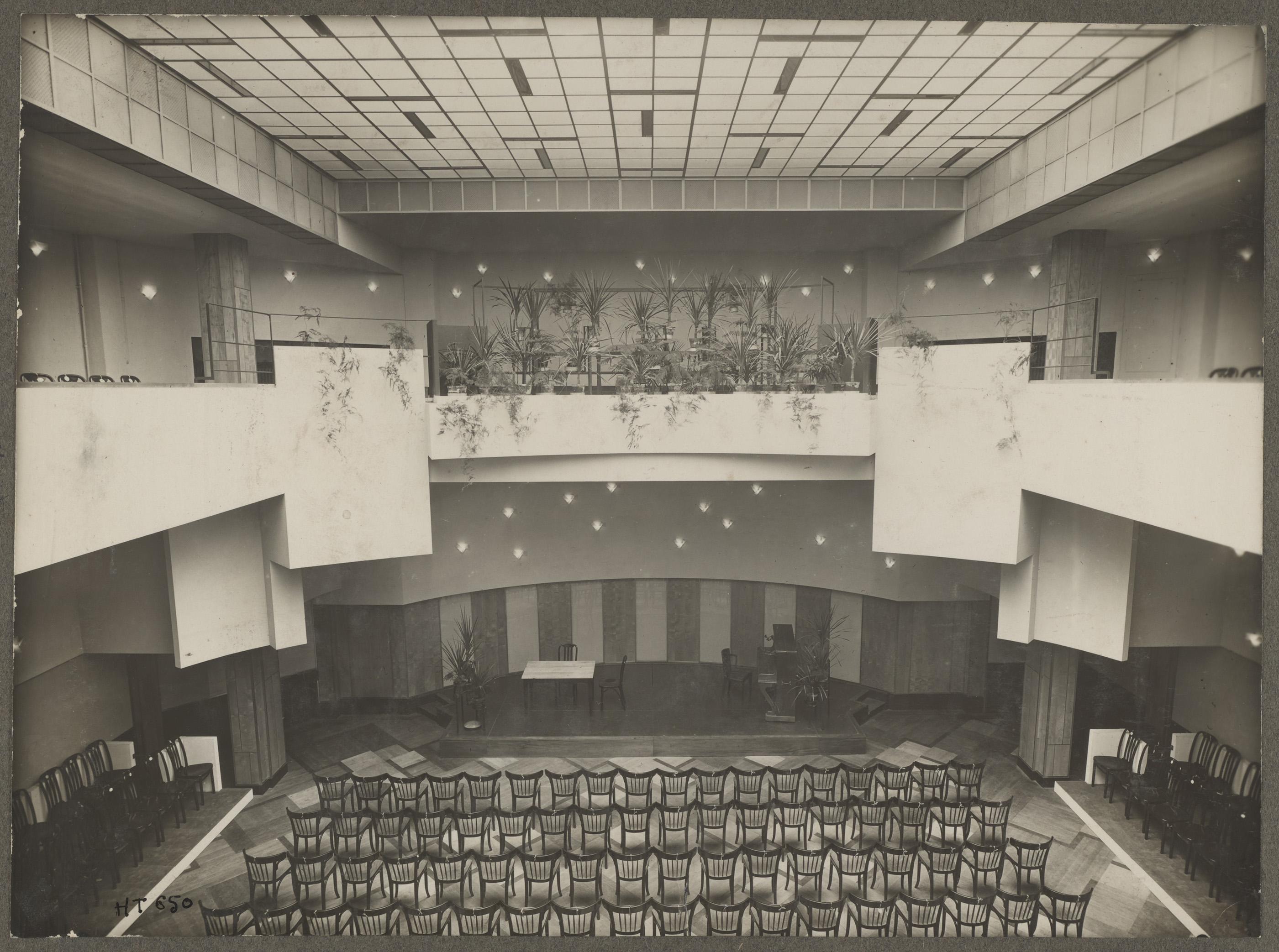 n d inv 29916 4 4 3 dr la salle des f tes du grand h tel de tours 1927 photographie. Black Bedroom Furniture Sets. Home Design Ideas