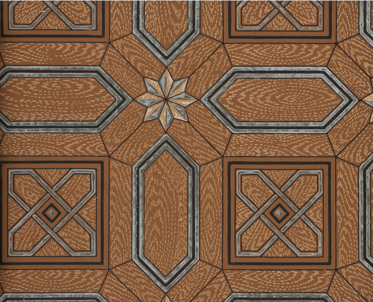 album compagnie rouennaise de linol um 1898 1899. Black Bedroom Furniture Sets. Home Design Ideas