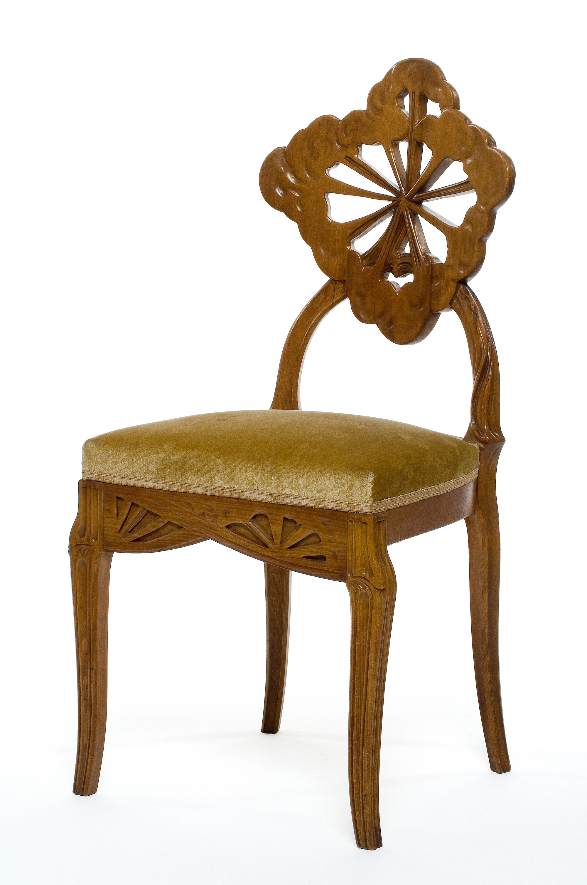 Chaise Style Art Nouveau zoom sur l'art nouveau et l'art déco