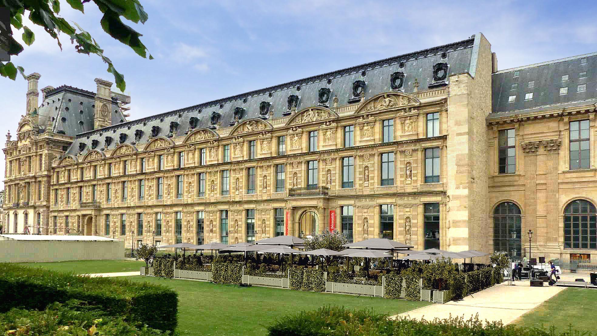 Musee Des Beaux Arts Decoratifs Paris