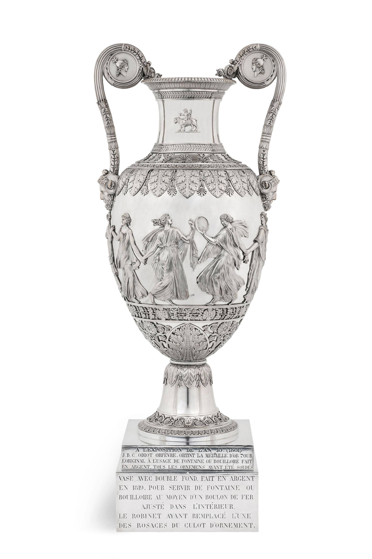 Dessiner l or et l argent odiot 1763 1850 orf vre - Dessiner un vase ...