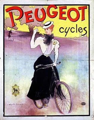 Les affiches du temps passé quand la pub s'appelait réclame .. - Page 23 Peugeotdia04