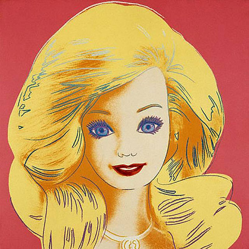 Barbie (Andy Warhol, 1985)